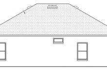 Home Plan - Mediterranean Exterior - Other Elevation Plan #1058-115