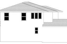 House Plan Design - Contemporary Exterior - Other Elevation Plan #943-49