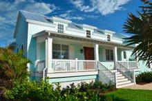Home Plan - Farmhouse Exterior - Front Elevation Plan #938-82