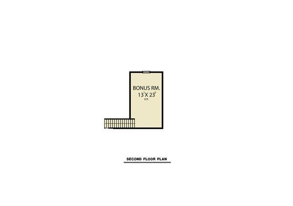 Home Plan - Farmhouse Floor Plan - Upper Floor Plan #1070-117