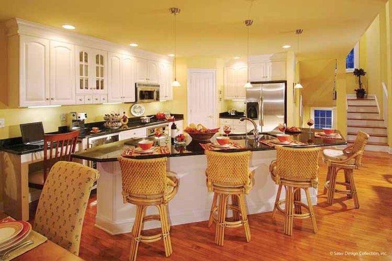 Traditional Interior - Kitchen Plan #930-156 - Houseplans.com