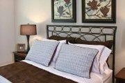 Craftsman Style House Plan - 2 Beds 2.5 Baths 2448 Sq/Ft Plan #928-196 Interior - Master Bedroom