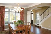 Traditional Style House Plan - 3 Beds 3.5 Baths 3604 Sq/Ft Plan #928-222 Interior - Dining Room