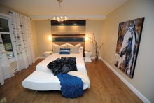 House Plan Design - Contemporary Interior - Master Bedroom Plan #23-2586