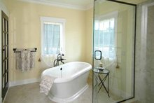 Home Plan - European Interior - Master Bathroom Plan #928-28
