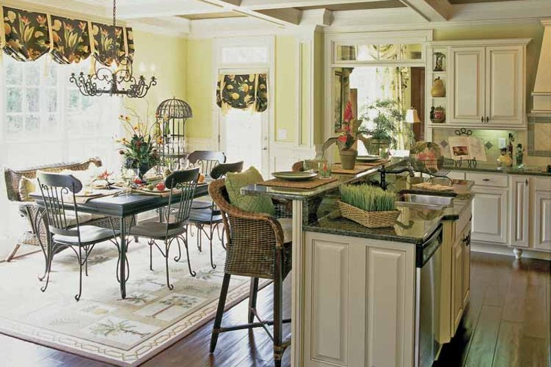 Country Interior - Kitchen Plan #927-854 - Houseplans.com