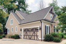 House Plan Design - Left Side