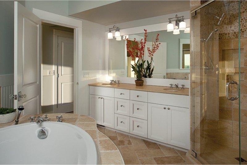Contemporary Interior - Master Bathroom Plan #928-249 - Houseplans.com