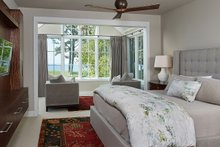Dream House Plan - Farmhouse Interior - Master Bedroom Plan #928-14