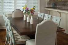 Country Interior - Dining Room Plan #928-216