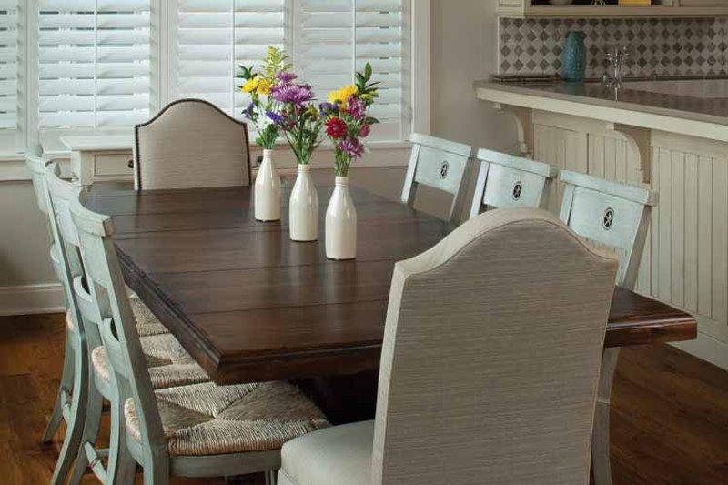 Country Interior - Dining Room Plan #928-216 - Houseplans.com