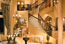 Dream House Plan - Mediterranean Interior - Family Room Plan #930-330
