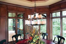 Dream House Plan - Craftsman Interior - Dining Room Plan #928-32