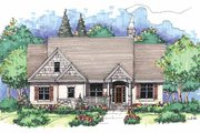 Craftsman Style House Plan - 3 Beds 2 Baths 1473 Sq/Ft Plan #929-428