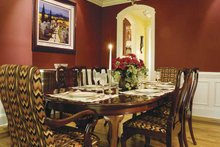 Country Interior - Dining Room Plan #930-142