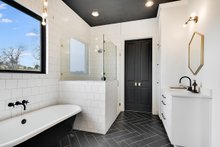 Architectural House Design - Farmhouse Interior - Master Bathroom Plan #430-156