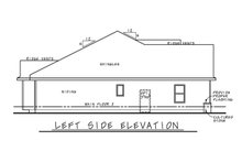 Dream House Plan - Mediterranean Exterior - Other Elevation Plan #20-2438