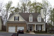 Country Style House Plan - 3 Beds 2.5 Baths 2028 Sq/Ft Plan #419-121 Photo