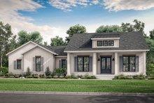 Farmhouse Exterior - Front Elevation Plan #430-208