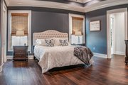 European Style House Plan - 3 Beds 2 Baths 2854 Sq/Ft Plan #430-192 Interior - Master Bedroom