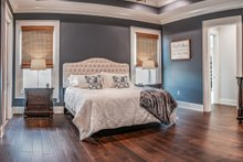 Home Plan - European Interior - Master Bedroom Plan #430-192