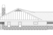 House Plan Design - Country Exterior - Other Elevation Plan #932-138