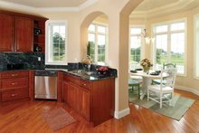 Country Interior - Kitchen Plan #930-140