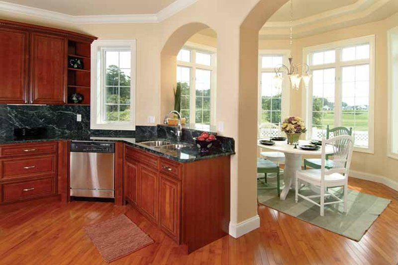 Country Interior - Kitchen Plan #930-140 - Houseplans.com