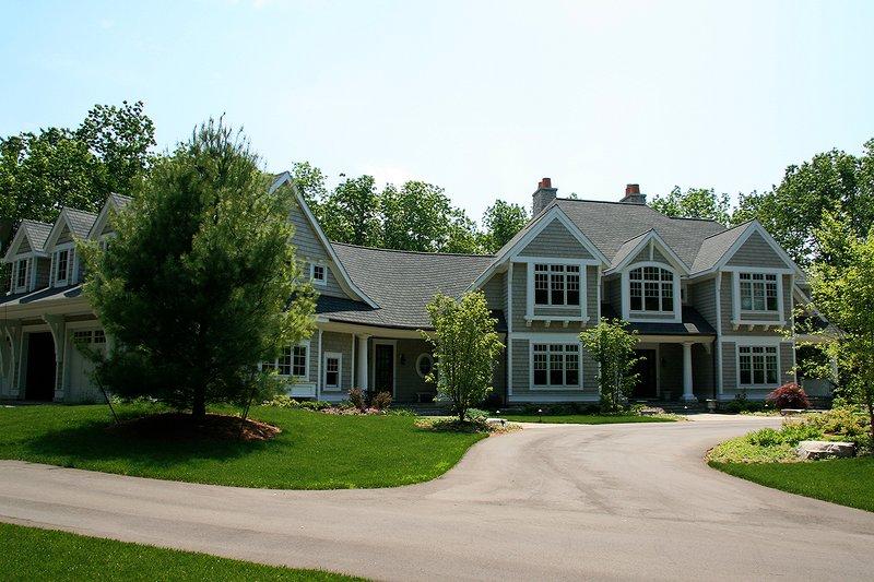 House Plan Design - Craftsman Exterior - Front Elevation Plan #928-104
