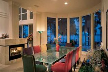 Home Plan - Contemporary Interior - Dining Room Plan #1039-4
