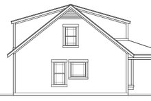 Architectural House Design - Country Exterior - Other Elevation Plan #472-239
