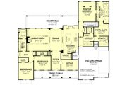 Farmhouse Style House Plan - 3 Beds 2.5 Baths 2553 Sq/Ft Plan #430-204 Floor Plan - Other Floor