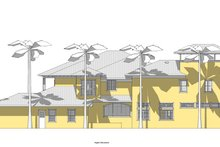 Southern Exterior - Other Elevation Plan #481-9
