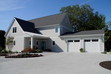 Country Exterior - Front Elevation Plan #928-278