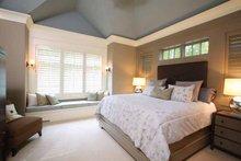 European Interior - Master Bedroom Plan #928-178