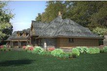 Dream House Plan - Craftsman Exterior - Other Elevation Plan #120-191