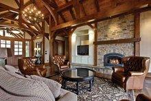 Dream House Plan - Craftsman Interior - Other Plan #132-561