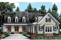 Country Style House Plan - 3 Beds 2.5 Baths 2648 Sq/Ft Plan #927-402 Exterior - Front Elevation
