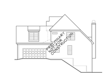 House Plan Design - Country Exterior - Other Elevation Plan #927-726