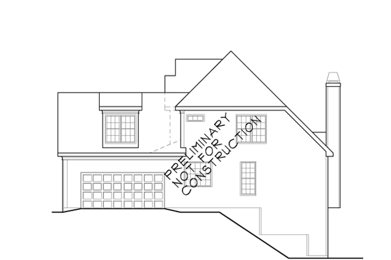 Country Exterior - Other Elevation Plan #927-726 - Houseplans.com
