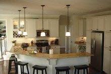 Classical Interior - Kitchen Plan #927-859