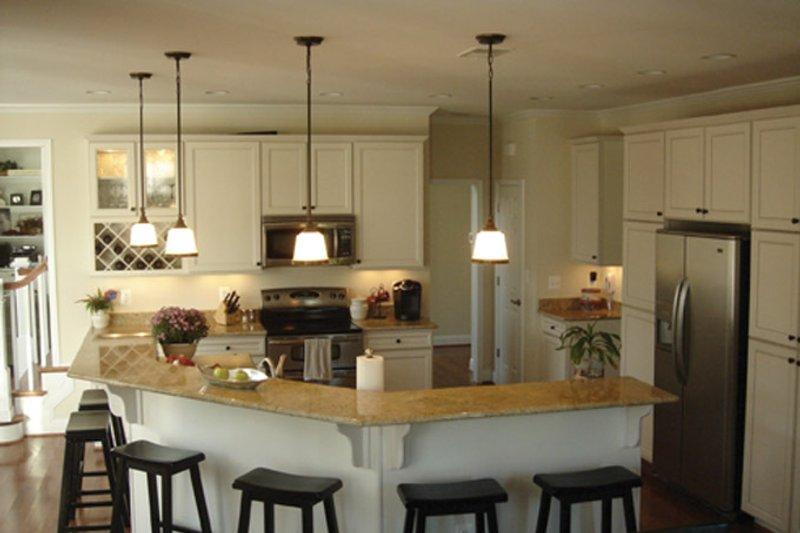 Classical Interior - Kitchen Plan #927-859 - Houseplans.com