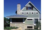 Craftsman Style House Plan - 4 Beds 3.5 Baths 4610 Sq/Ft Plan #928-19 Floor Plan - Other Floor