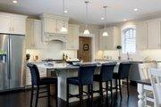 Craftsman Style House Plan - 3 Beds 3.5 Baths 4135 Sq/Ft Plan #928-318 Interior - Kitchen