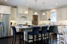 Craftsman Interior - Kitchen Plan #928-318