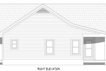 House Design - Country Exterior - Other Elevation Plan #932-254