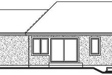 Traditional Exterior - Rear Elevation Plan #23-698