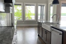 House Plan Design - Craftsman Interior - Dining Room Plan #437-124
