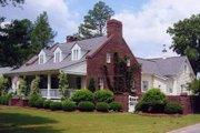 Southern Style House Plan - 3 Beds 3 Baths 2686 Sq/Ft Plan #137-140