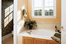 Home Plan - Country Interior - Master Bathroom Plan #929-359
